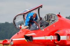 Nel van Duren - Luchtmachtdagen Volkel -  01