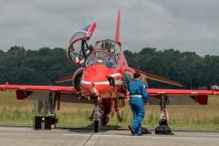 Nel van Duren - Luchtmachtdagen Volkel -  04