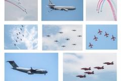 Gerda van Leuken  Luchtmacht dagen  Volkel